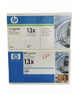 Genuine HP Laserjet 13X Q2613X 1300 Black Print Cartridge NEW SEALED - $98.99