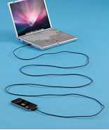 10-Ft. Charging Cords for Smartphones & Tablets - $10.00