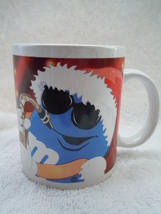 Galerie Blue M&M Jazz Christmas Mug - $2.99