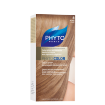 PHYTOCOLOR Permanent Coloring Treatment Shade 8 Very Light Blond - $28.00