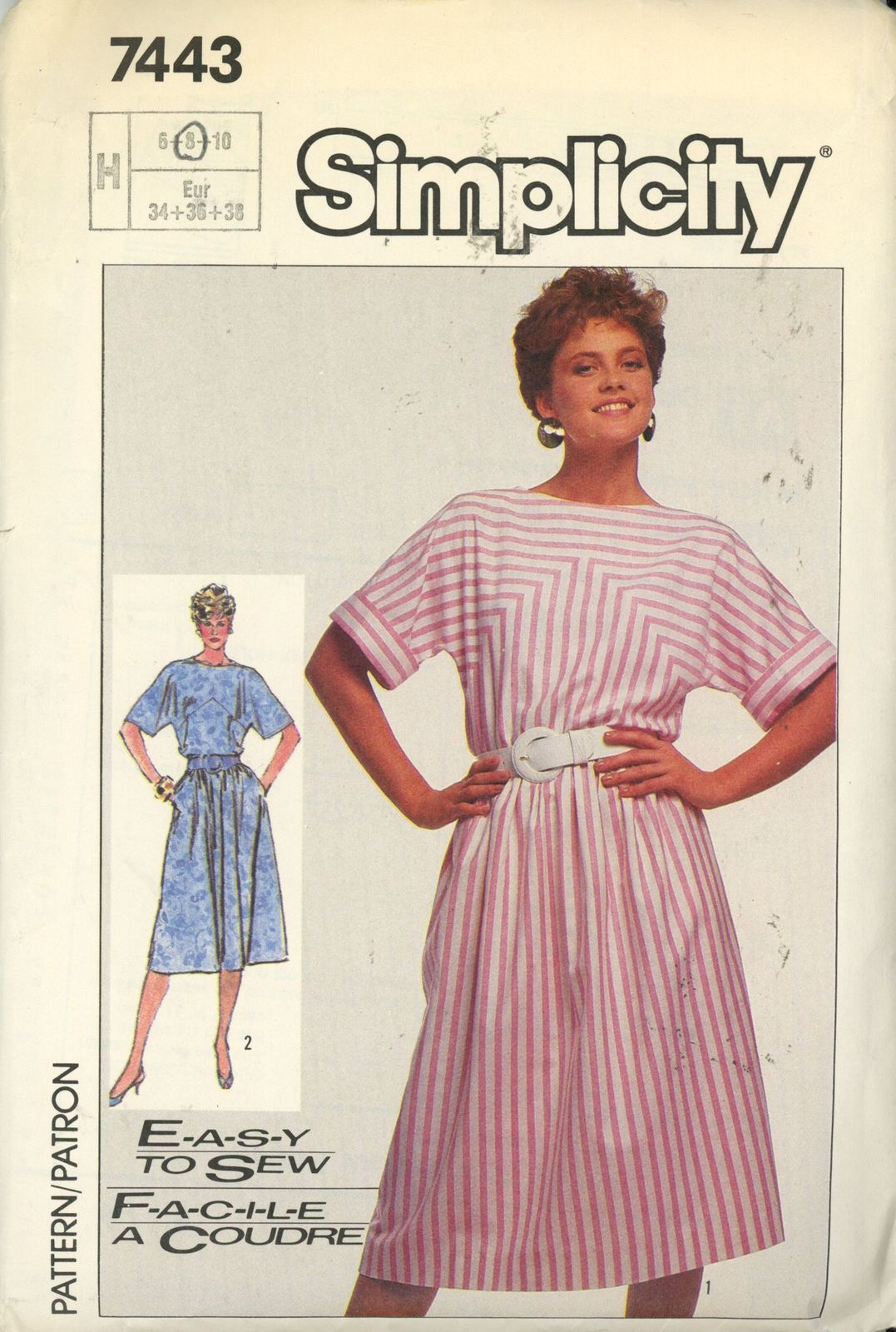 Simplicity Easy To Sew Sewing Pattern: 12 listings