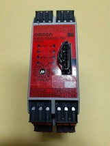 Omron G9SX-NSA222-T03-RC Non-Contact Door Switch Controller G9SXNSA222T03RC - $425.00
