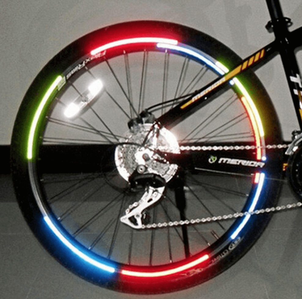 Niteize Bike Lights Sticker Decal