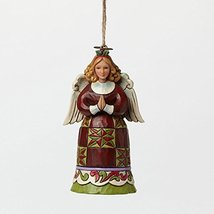 Enesco Jim Shore Chirstmas Angel Mini Ornament [Kitchen]
