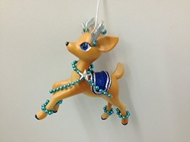 "Department 56 Reindeer Tales Comet Ornament - 3"" x 4"" [Kitchen]"