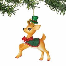 "Department 56 Jolly Reindeer Tales ""Dasher"" Ornament [Kitchen]"