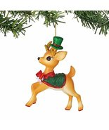 "Department 56 Jolly Reindeer Tales ""Dasher"" Ornament [Kitchen] - $14.84"