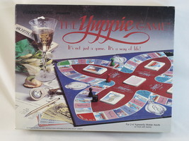 The Yuppie Game 1985 Board Game Waddingtons 100% Complete Excellent - $26.61
