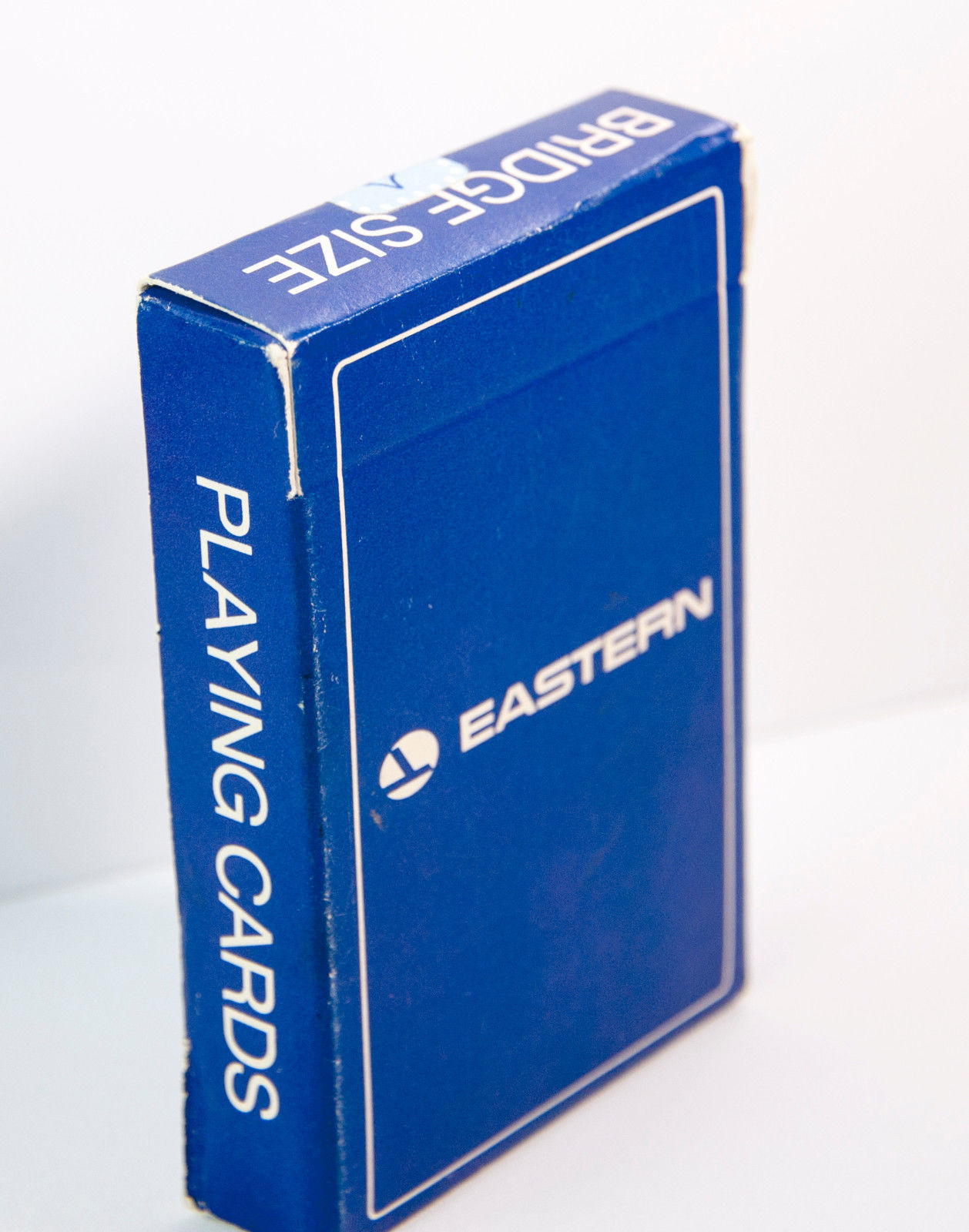 Vintage sealed Eastern Airline Playing cards