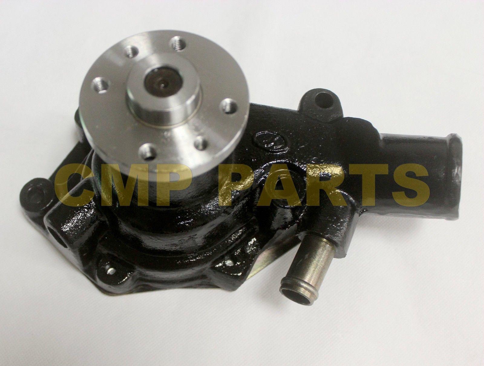 Hitachi Engine Parts : Hitachi excavator ex with engine bg water pump other