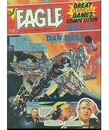 EAGLE weekly British comic book July 9 1983 VG+ - $9.89