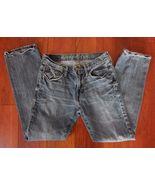 Men's  AMERICAN EAGLE AE Original Straight Jeans, Size 29 x 32 - $16.61