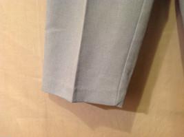 LT by Liz Thomas Light Blue 100% Polyester Elastic Waist Pants, size 12 image 5