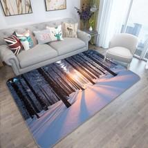 3D Le Soleil Forest 055 Étage Antidérapant Natte Élégant Tapis FR Tiffany - $95.31+