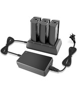 Tineer Balanced Battery 3 in 1 Super Fast Charger Adapter, Multi-Battery... - $43.81