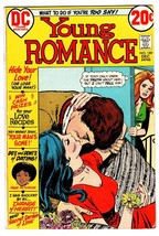 Young Romance #189 comic book 1972-DC-Page Peterson-spicy interior art - $40.35