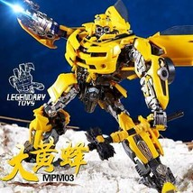 Legendary Toys LT01 MPM-03 V2 Bumblebee Transformers Movie Action Figure... - $289.99