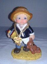 "Kristin ""William"" Shipmates Figurine - Dreamsicles - Heartland Collectio... - $6.95"