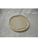 Heavy Duty Plastic Rubbermaid Microwave Cookware Bacon Tray - $21.99