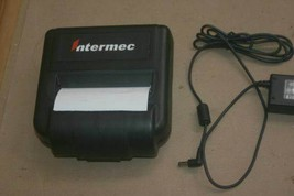 "Intermec 6808T 4"" Direct Thermal Printer w/Batteries & Belt Clip Oneil M... - $94.05"