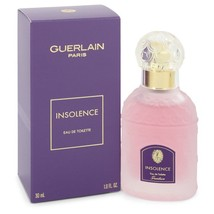 Insolence by Guerlain Eau De Toilette Spray (New Packaging) 1 oz for Women - $43.95