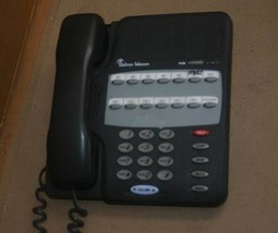 Tadiran 14 STD/BL Black Emerald Ice Office Phone 72420945800 14STD Telecom - $85.00