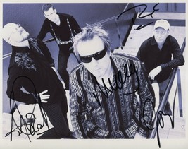 Wishbone Ash (Band) FULLY SIGNED Photo + COA Guarantee - $69.99