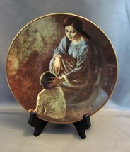 "Gorham ""Dear Child"" 1st Issue Limited Edition Irene Spencer Collector Plate - $10.95"