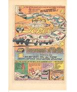 Tournament of Thrills Daredevil Dan Kenner Toy Advertisement 1975 - $10.00