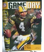 Buccaneers VS Packers Game Day Program 12-7-97 ... - $29.99