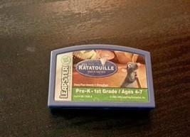 Leapster Leapfrog Ratatouille Pre-K -1st grade,... - $4.99