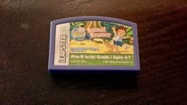 Leapster Leapfrog Go diego, Go Animal Rescuer P... - $4.99