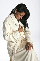 Kashwere Microfiber Spa Robe with Terry Lining ... - $120.00