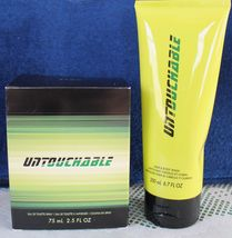 Men's Untouchable Eau de Toilette Spray and Hair and Body Wash - Full Size - $24.59