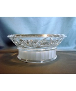Sublime Gorham Crystal Candy Dish~Poland~Must See - $69.99
