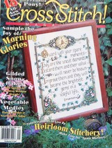 Cross Stitch Magazine Back Issue The Needlecraft Shop 1995 No. 30 - $6.50