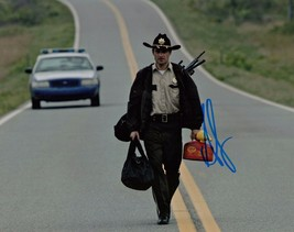 "Andrew Lincoln ""The Walking Dead"" #12 8X10 AUTOGRAPHED PHOTO - $27.99"