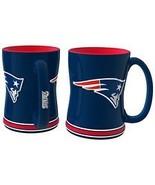 New England Patriots  Official NFL 14 oz. Ceram... - $14.99