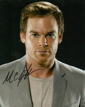 MICHAEL C. HALL signed autographed DEXTER photo - $27.95