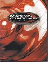 The 37thh Academy of Country Music Awards May 22, 2002 Program - $14.95