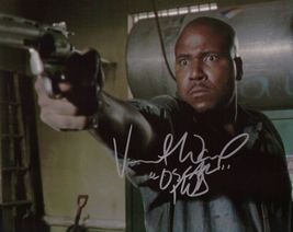 "Vicent Ward Oscar of  ""The Walking Dead"" 8X10 AUTOGRAPHED PHOTO  - $16.98"