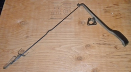 White S.M. Co. Rotary Cabinet Left Knee Pedal Linkage Assembly - $10.00