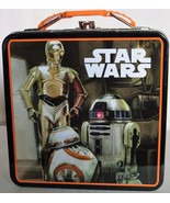 Famous Monsters Shock Box Star Wars Exclusive Force Awakens Droids Lunch... - $24.95