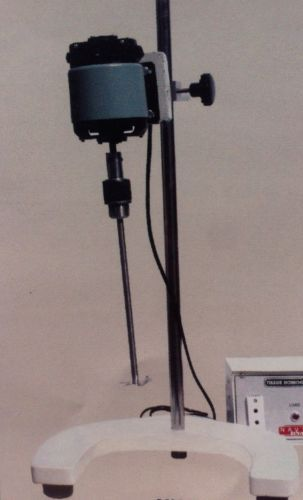 Laboratory Overhead Stirrer Mixer  4000 RPM Heavy Duty Stand 220V