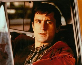 ROBERT DeNIRO HAND SIGNED 8X10 COLOR AUTOGRAPH PHOTO MINT - $39.95