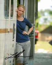LAURIE HOLDEN THE WALKING DEAD AUTOGRAPHED PHOTO WITH SIGNATURE 8X10   - $17.95