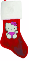 Personalize Hello Kitty Christmas Stocking - $37.99