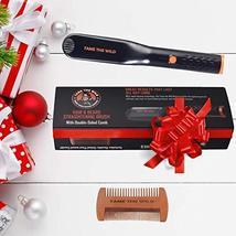 Tame's Easy Glide Beard Straightener - Fast Anti-Scald Beard Straightening Comb  image 9