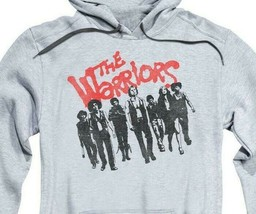 The Warriors Movie hoodie 70s retro style classic film graphic hoodie PAR494 image 2
