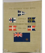 Annals of the Royal Canadian Yacht Club 1938-1954  - $25.99